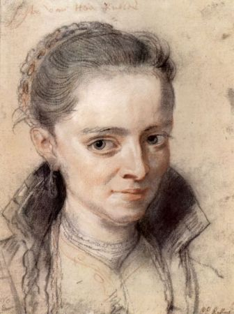 Ruben's sister-in-law, Susanna Fourment