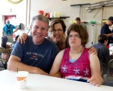 Dan, Karen and Hope