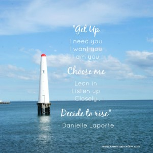 Decide to rise