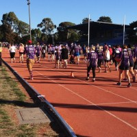 Relay for Life and extreme gratitude for my own health