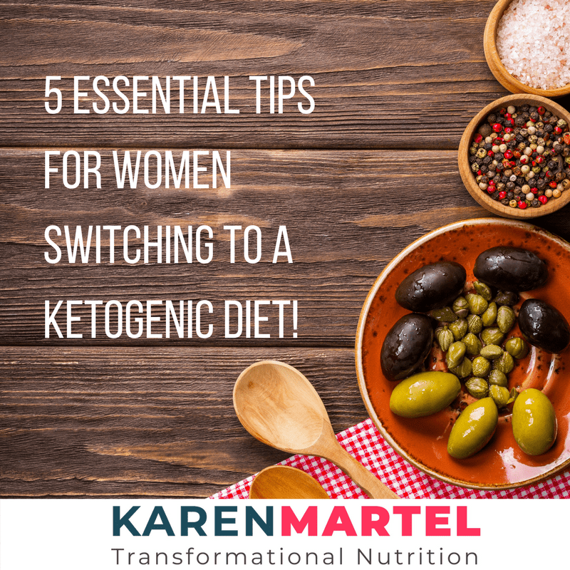 5 Essential Tips For Women Switching To A Ketogenic Diet