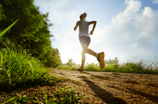 different running surfaces