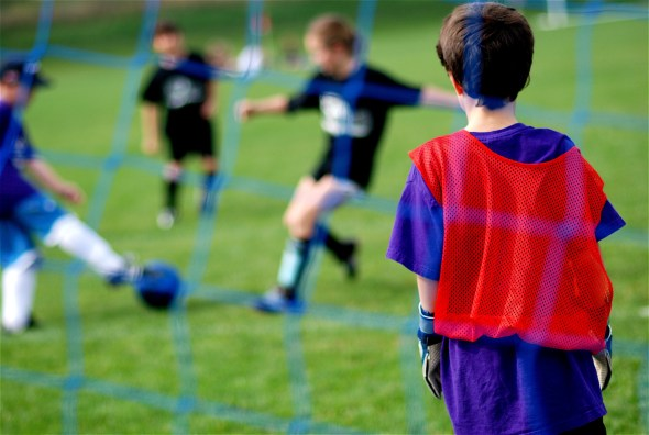 kids quitting sports
