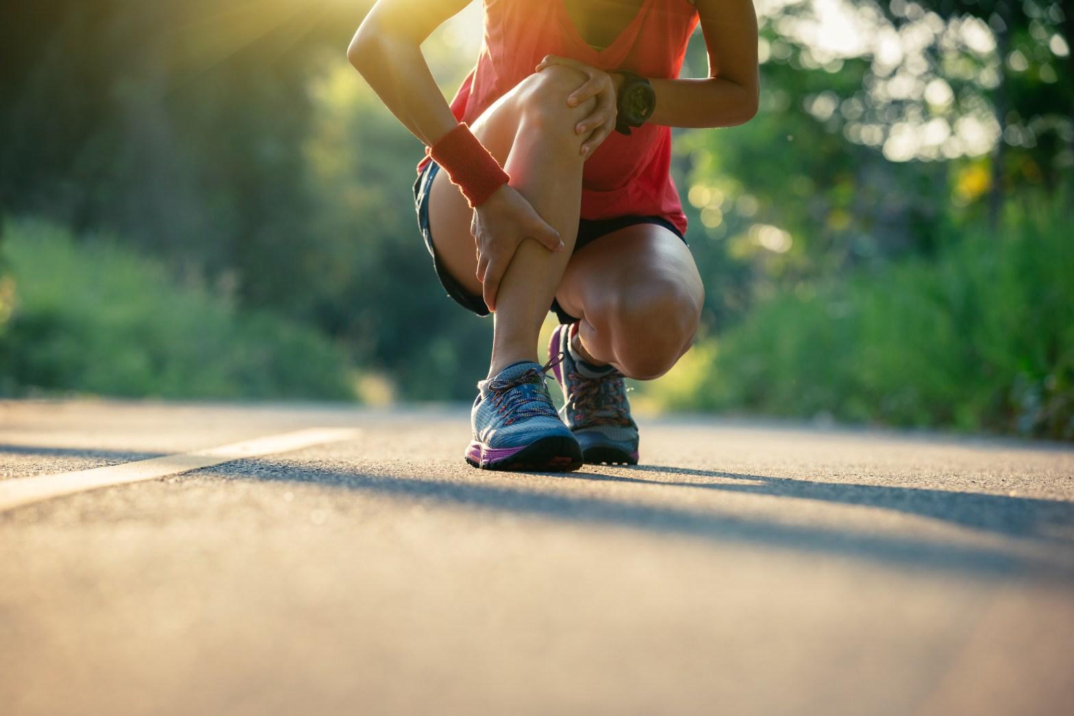 marathon injuries