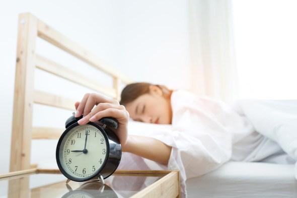 winter wakeup routine