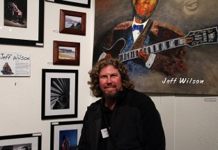 Jeff Wilson, Painting and Photography