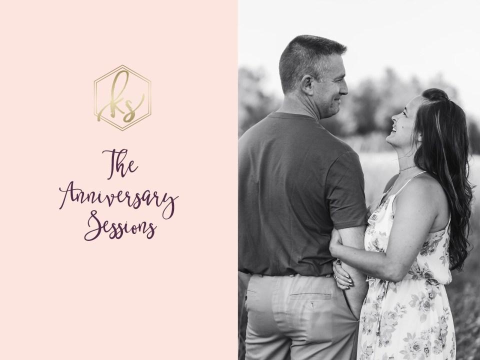 Anniversary Sessions by Karen Shoufler