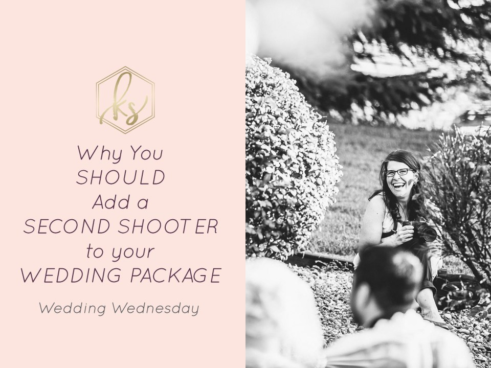 Why a Second Photographer
