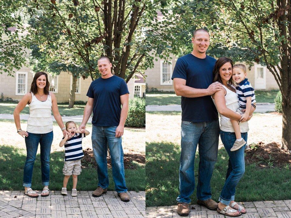Northwest Indiana Extended Family
