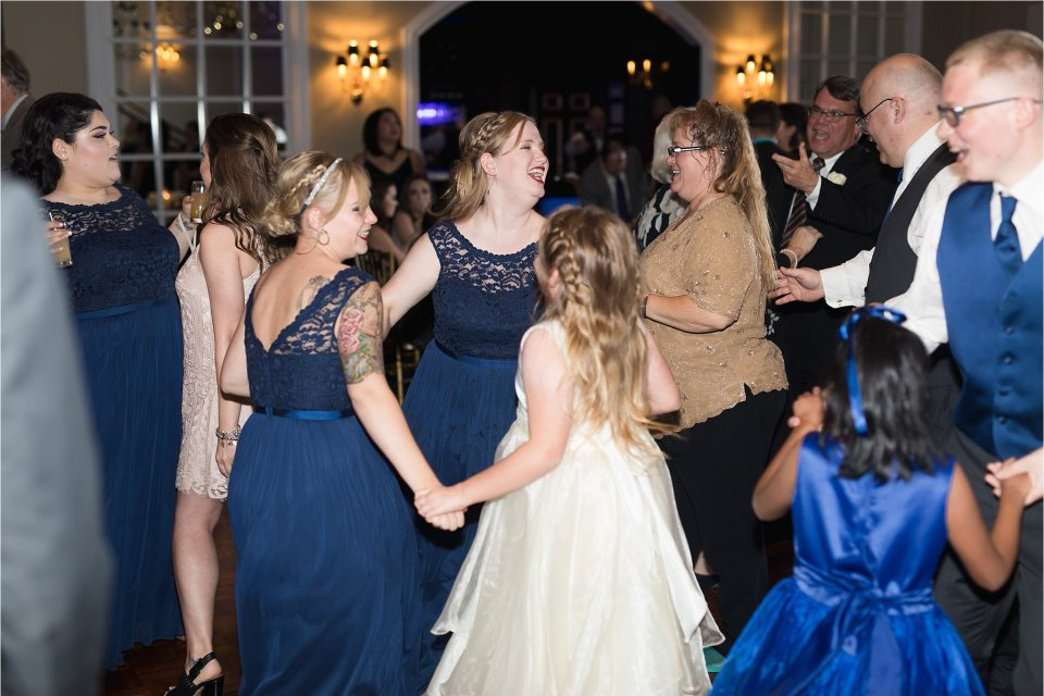 Wedding Reception at Tuscany Falls in Tinley Park by Karen Shoufler Photography