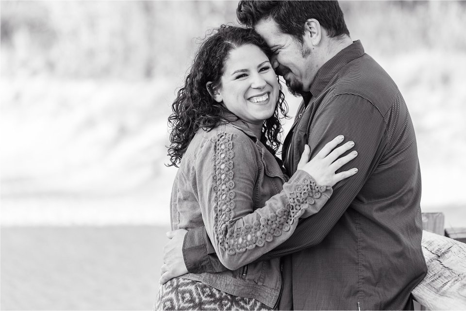 Indiana Dunes State Park Engagement Session Photography