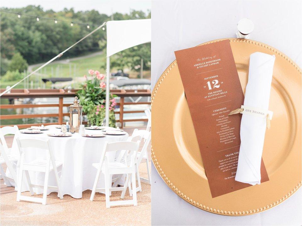 Wedding details at Egyptian Hills Resort by Karen Shoufler Photography