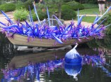 Blue and Purple boat © 2014 Karen A. Johnson