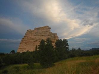Monument Rock © 2014 Karen A. Johnson
