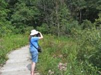 Distracted hiker-me! © 2014 Brett Johnson