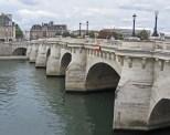 Pont Neuf-angled view © 2014 Karen A Johnson