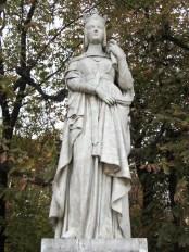 Sainte Bathilde, Queen of France 680
