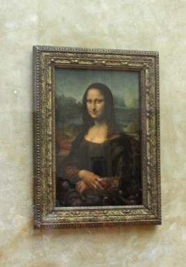 Mona Lisa © 2014 Karen A. Johnson