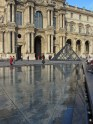 Louvre reflections 3 © 2014 Karen A. Johnson