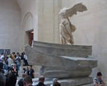 Winged Victory of Samothrace © 2014 Karen A. Johnson