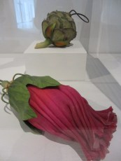 Kathleen Dustin polymer clay purses, 2007&8 © 2015 Karen A. Johnson