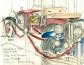 Day 17 Volo Auto Museum © 2016 Karen A. Johnson