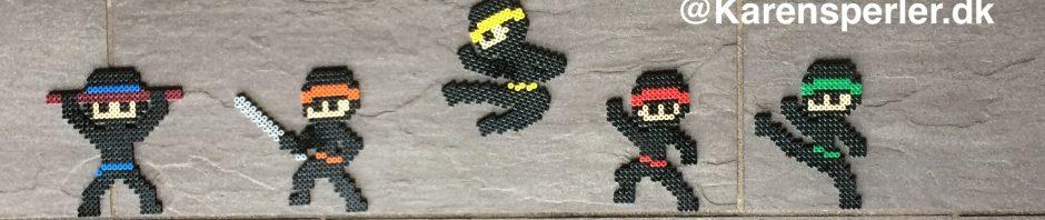 Hama Ninjas