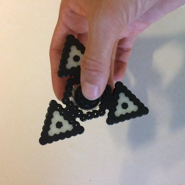 Fidgetspinner DIY 9 Hama