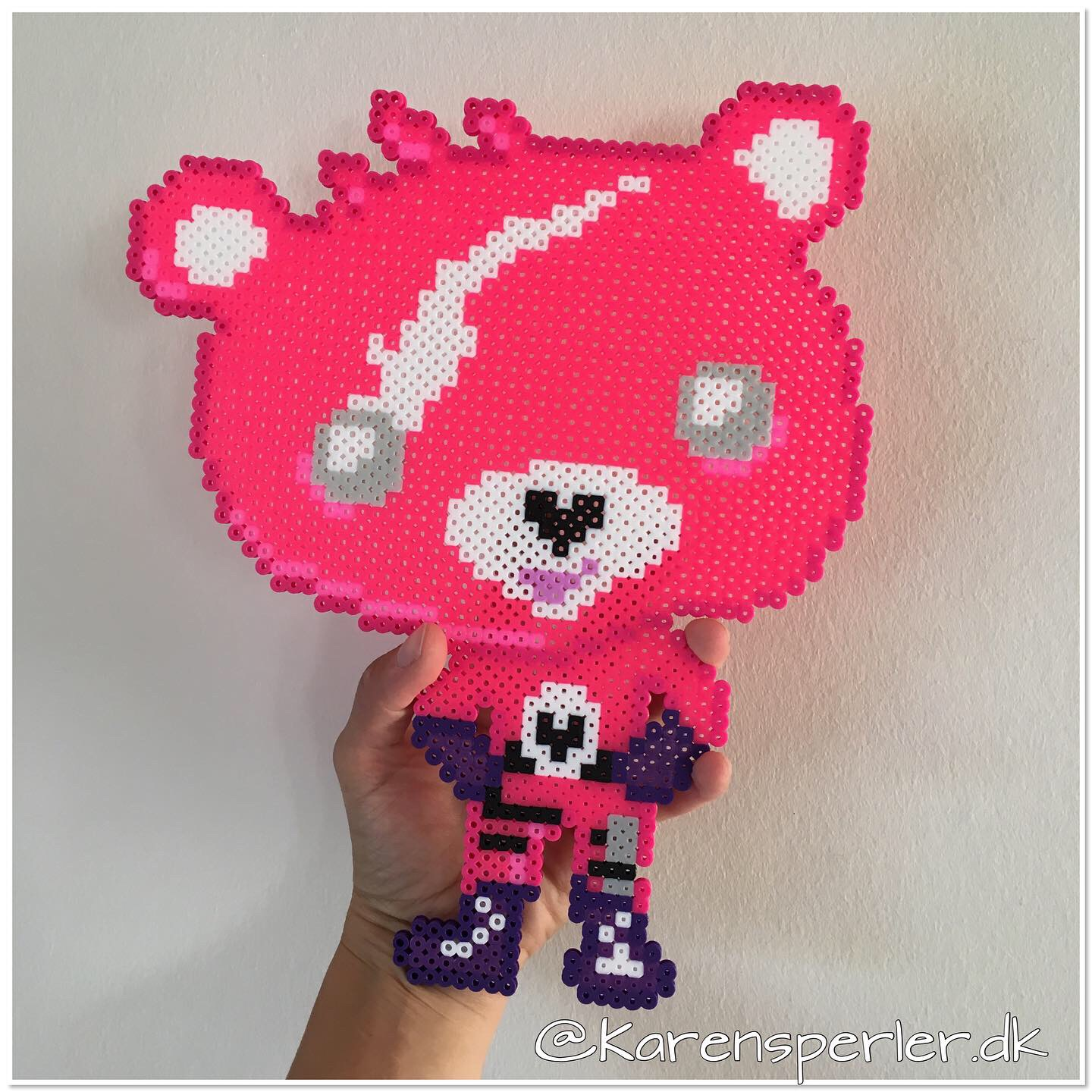 Cuddle team leader Fortnite perler