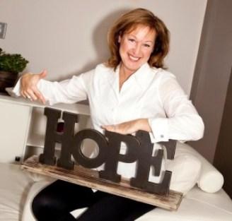 Hopeaholic Marie Lavoie