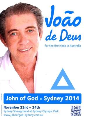 John of God in  sydney