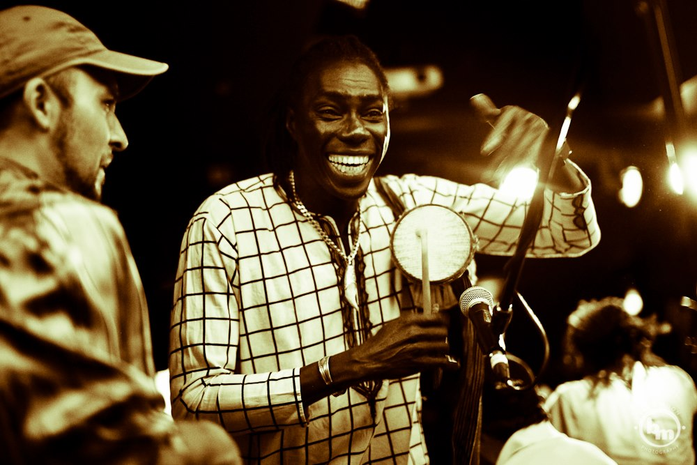 Pape Mbaye Master Percussionist Spreading Joy