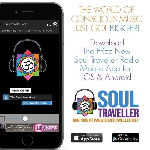 Download Soul Traveller Radio Mobile App
