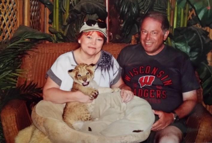 Jana and Mike