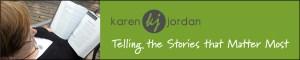 Karen Jordan Website