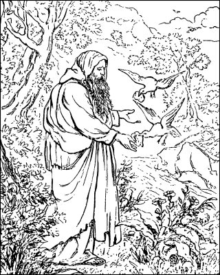 Christian Coloring Pages 7