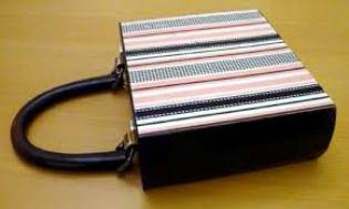 cigar-box-striped-bag