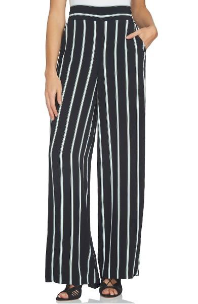 1.State High Waist Wide Leg Pants