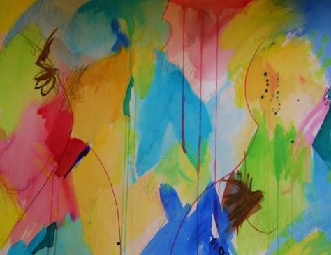 "Lifeline, 18"" x 24"", watercolor, 2002, $200"