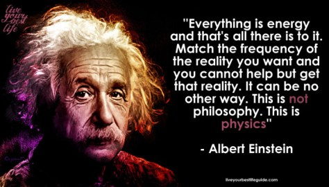 everything-is-energy-einstein