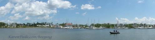 Grace Harbor at River Dunes, Oriental, NC.