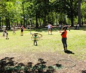 Hooping Herman Park 16
