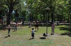 Hooping Herman Park 18