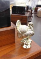 Beak week trophy birds.