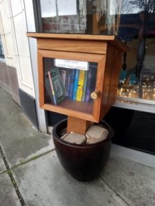 Little Free Library Storefront