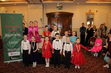 Sinead&Caoimhe - Under8 Ballroom Couples multiwinners !