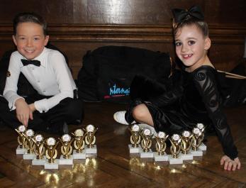 Proud finalists
