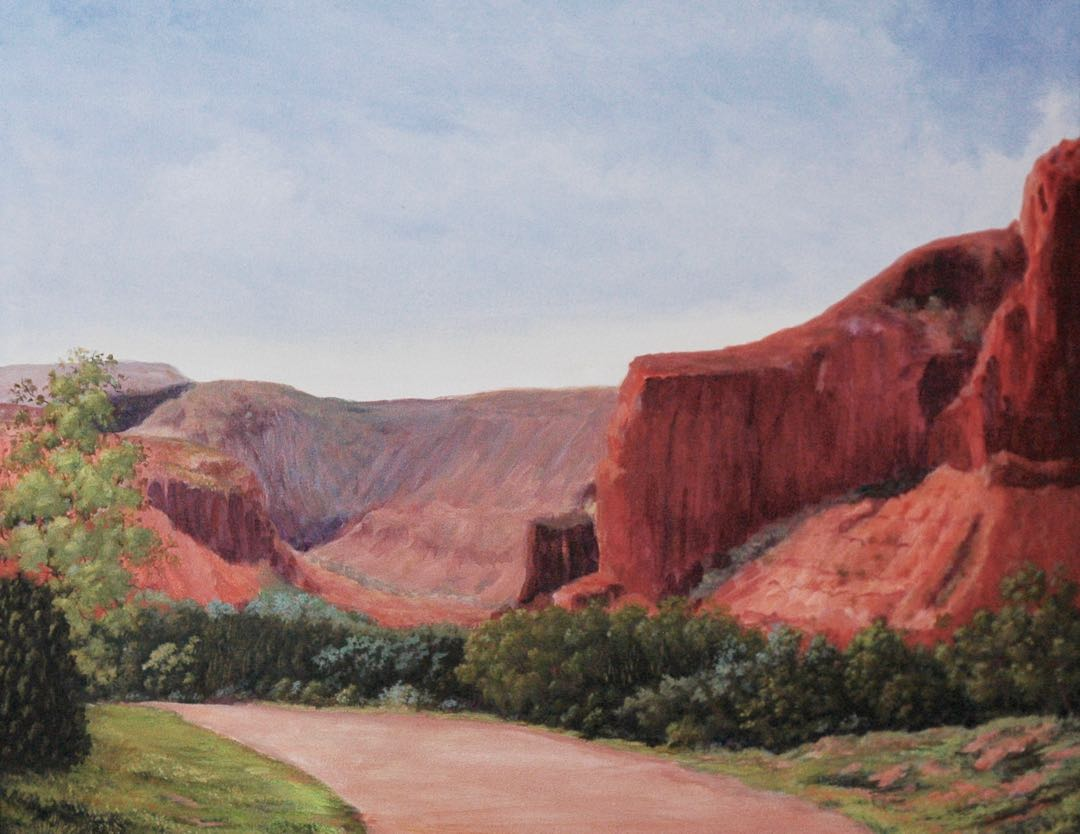 Caprock Canyon