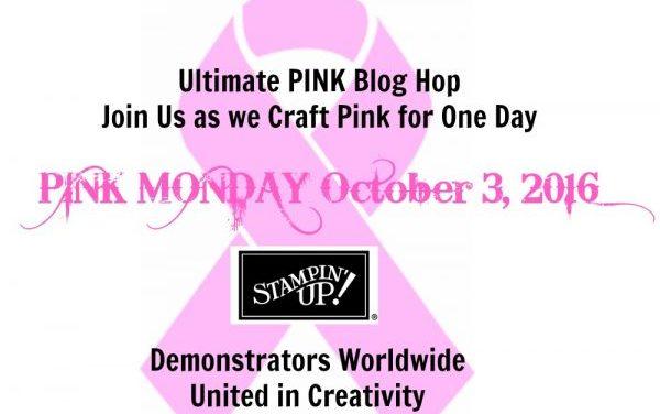 ultimate pink blog hop