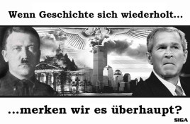 bush_hitler_falseflag_deutsch